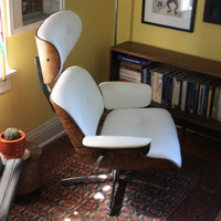 Plycraft Eames Lounge (No Ottoman) New Upholstery