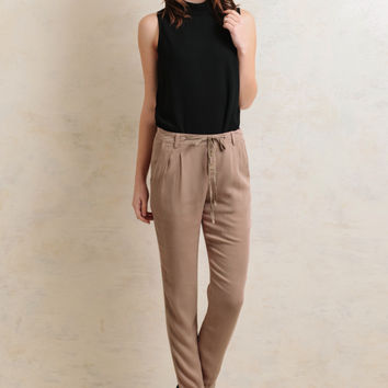 Cory Drawstring Trousers