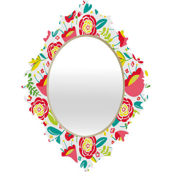 Heather Dutton Gabby Baroque Mirror