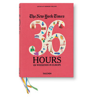 36 Hours: Europe, Non-Fiction Books