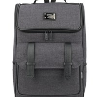Backpack Laptop Sleeve School Bags Black Polyester