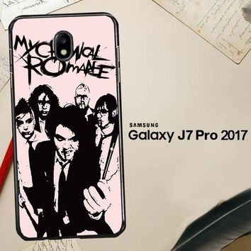 My Chemical Romance V0460 Samsung Galaxy J7 Pro SM J730 Case
