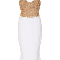 Beaded Sleeveless Dress | Moda Operandi
