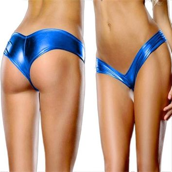 Shiny Princess Panties, Multiple Colors Available
