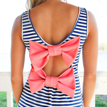Double or Nothing Dress