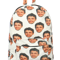 JAMES FRANCO BACKPACK