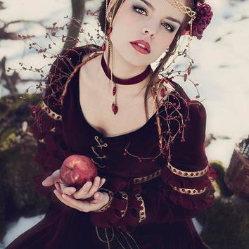 Made by Order: Snow white costume