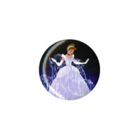 Disney Cinderella Dress Pin