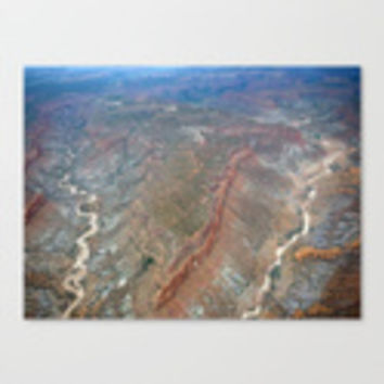 Grand Canyon bird's eye view #2 by kathrinmay