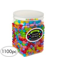 Rainbow Jelly Beans 1024pc- Party City