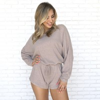 Run Around Jersey Romper