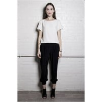 MY MALL METRO The Relaxed Silk Tee