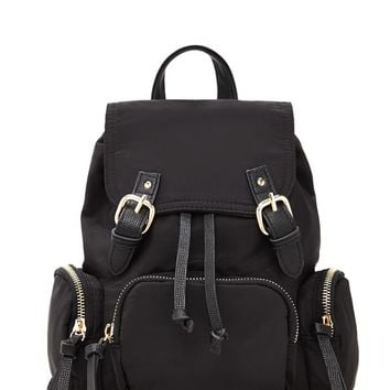 Structured Mini Backpack