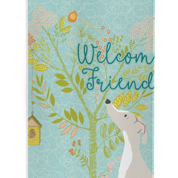 Welcome Friends Italian Greyhound Michelob Ultra Hugger for slim cans BB7636MUK