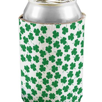 Find the 4 Leaf Clover Shamrocks Can / Bottle Insulator Coolers All Over Print