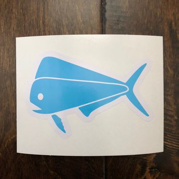 Southern Lure - Decal - Sky Blue