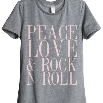 Peace Love And Rock n Roll