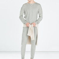 Knit trousers