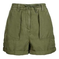 Utility Safari Shorts