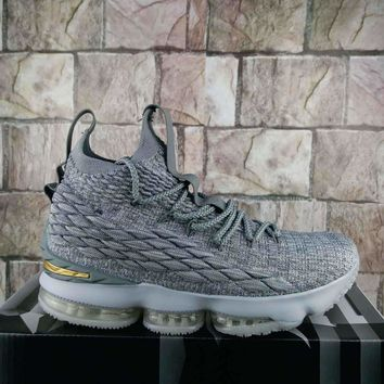 "Nike LeBron 15 ""City Edition"" Sneaker"