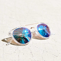 Future Babe Brow Bar Sunglasses - Urban Outfitters