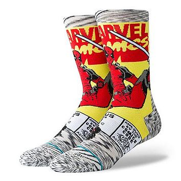 STANCE DEADPOOL COMIC SOCK
