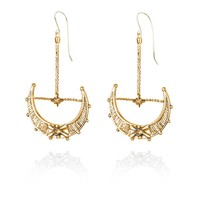 AURELIA EARRINGS IN GOLD