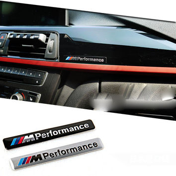 Performance Recognition Emblems for Your BMW M Series