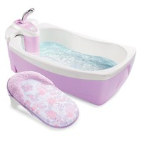 Summer Infant Lil' Luxuries Spa Baby Bath