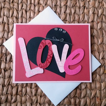 Valentine's Day Cards - Gifts of Love - Anniversary Card - Girlfriend Gift Ideas - Blank Greetings - Vday Ideas