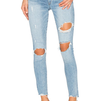 Lovers + Friends x REVOLVE Ricky Skinny Jean in Pacific