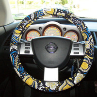 Vera Bradley Steering Wheel Cover