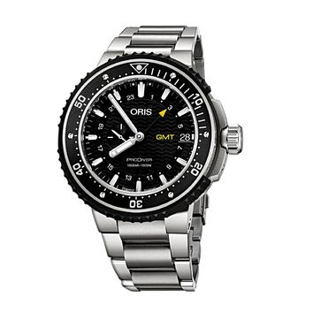 Oris ProDiver GMT Titanium Men's Watch 49mm