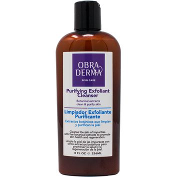 Purifying Exfoliant Cleanser 8oz