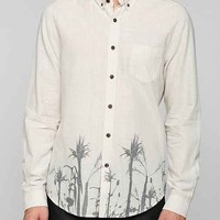life/after/denim Dark Shadows Button-Down Shirt- White