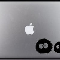 Studio Ghibli Soot Sprites Decal