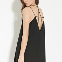 Contemporary Strappy Mini Dress