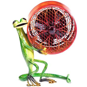 Figurine Fan - Gecko - Small