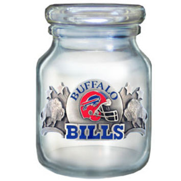 NFL Candy Jar - Buffalo Bills