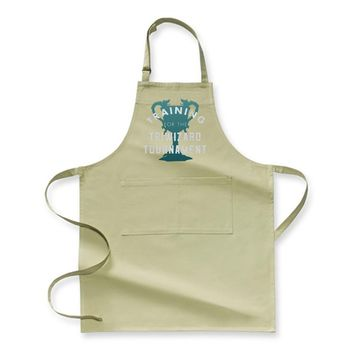 Training Triwizard Tournament, Harry Potter Apron