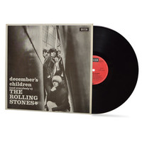 "THE ROLLING STONES - ""December's Children and Everybody's"" vinyl record"