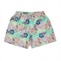 Boardies Flower Power Mid Length Swimming Shorts - Swimming Trunks - Clothing | Shop for Men's clothing | The Idle Man