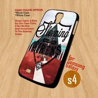 Sleeping With Sirens - For Samsung Galaxy S4 i9500 Case Cover