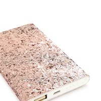 Rose Gold Dita Portable Charger