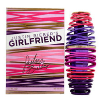 Justin Bieber Girlfriend EDP Spray Justin Bieber