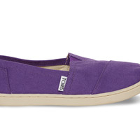 Purple Canvas Youth Classics