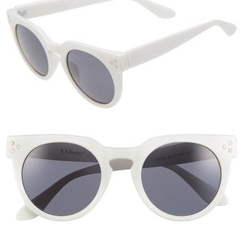 A.J. Morgan 'Ditto' 50mm Sunglasses | Nordstrom
