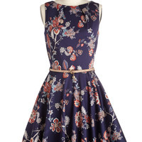 Luck Be a Lady Dress in Boho | Mod Retro Vintage Dresses | ModCloth.com