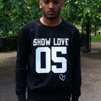 Lo Key — Show Love Sweatshirt