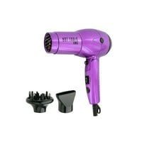 Hot Tools Professional Ht1044 Ionic 1875 Watt Travel Dryer with Folding Handle and Dual Votage